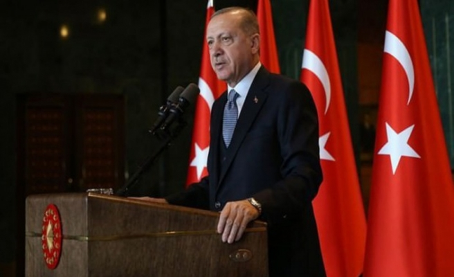 Başkan Erdoğan: Gerekli tüm tedbirleri almaya devam edeceğiz