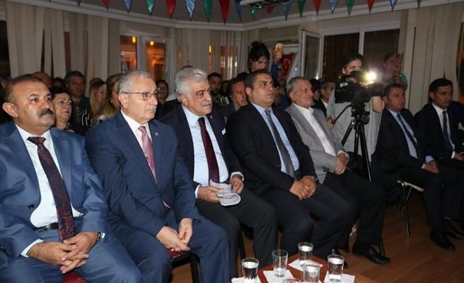 Azerbaycan'ın Bağımsızlık Günü İstanbul'da Gerçekleştirilen Programla Kutlandı