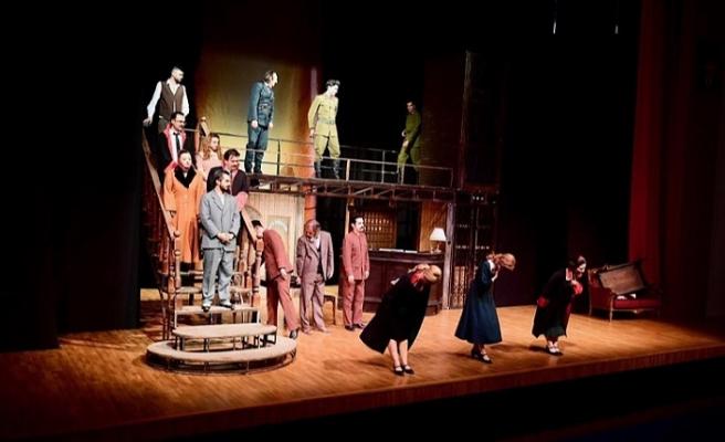 """Sancaktepe'de 2019-2020 kültür-sanat sezonunun açılışı """"REİSBEY""""isimli oyunla açıldı"""