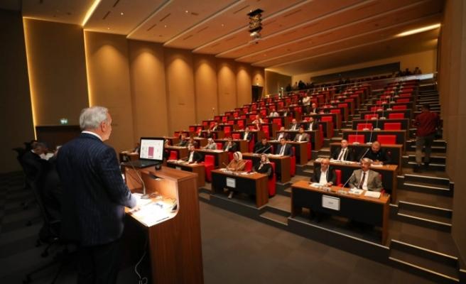 Ümraniye Belediyesi 2020 Mali Yılı Bütçesi Rekor Bütçeyle Mecliste Kabul Edildi