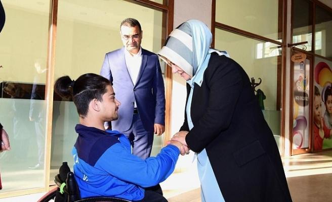 Sancaktepe Belediyesi'nden Engelli İstihdamı İçin Örnek Proje: SETGEM