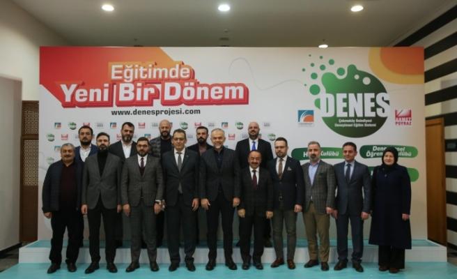 Uygulayarak Öğretecek DENES Eğitimleri Çekmeköy'de Başladı
