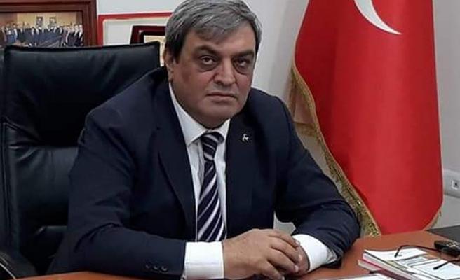 MHP Çekmeköy İlçe Başkanı Cenap Yağmur'a Covid-19 teşhisi