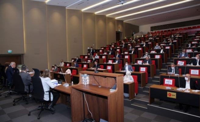 Ümraniye Belediye Başkanı İsmet Yıldırım Mecliste Korona Virüs Sürecini Anlattı