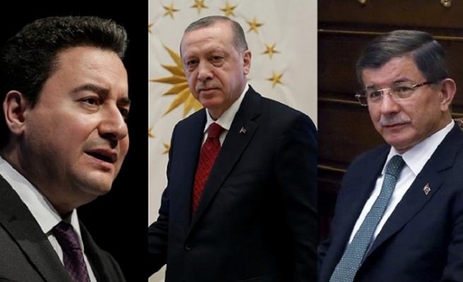 Cumhurbaşkanı Erdoğan'dan Babacan ve Davutoğlu yorumu
