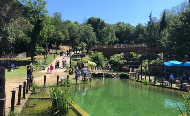 Üsküdarlı Vatandaşlar'dan Nakkaştepe Millet Bahçesine Büyük İlgi