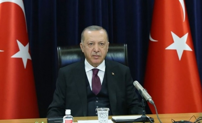 Cumhurbaşkanı Erdoğan: AK Parti'de unvanlar değişebilir hizmet yarışı devam eder