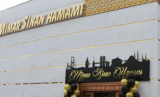 Mimar Sinan Hamamı Çekmeköy'de