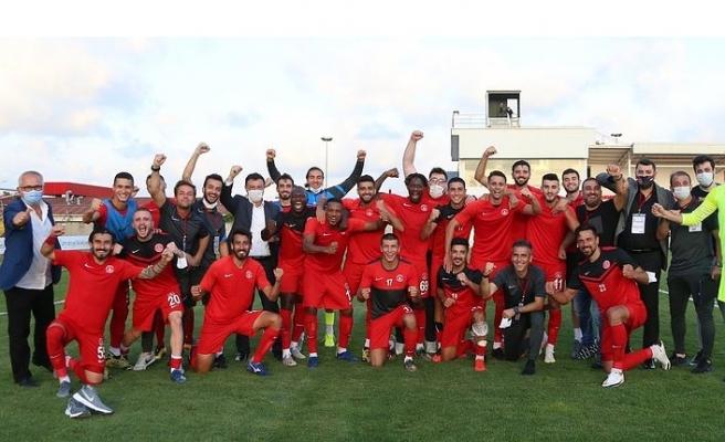 Ümraniyespor sezonu Bandırma galibiyetiyle açtı!