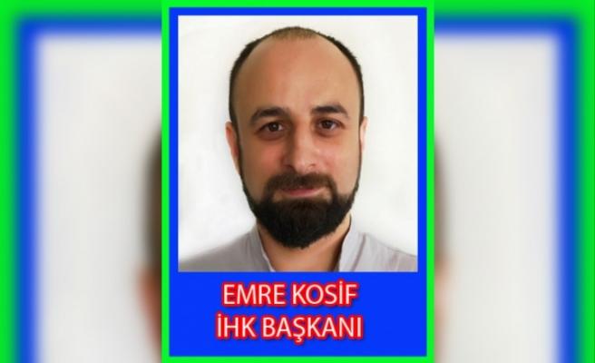 """İstanbul'un En Genç İl Hakem Kurulu Başkanı """"Emre Kosif"""""""