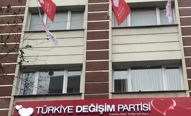 Türkiye Değişim Partisi Ümraniye İlçe Başkanlığı Genel Başkan Mustafa Sarıgül'ün Katılımıyla Hizmete Giriyor