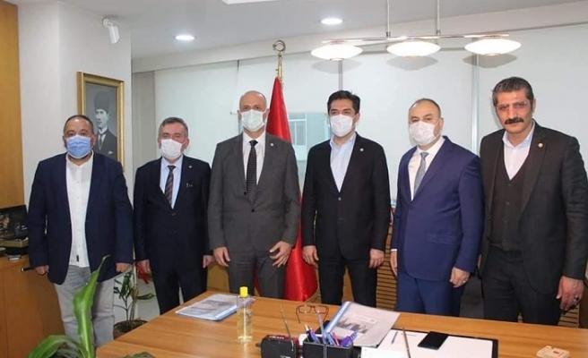 İYİ Parti Ümraniye'de Hız Kesmiyor