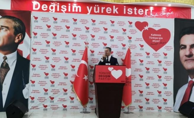 Mustafa Sarıgül, Siirt'te partisinin İktidara Hazırlık Merkezini açtı