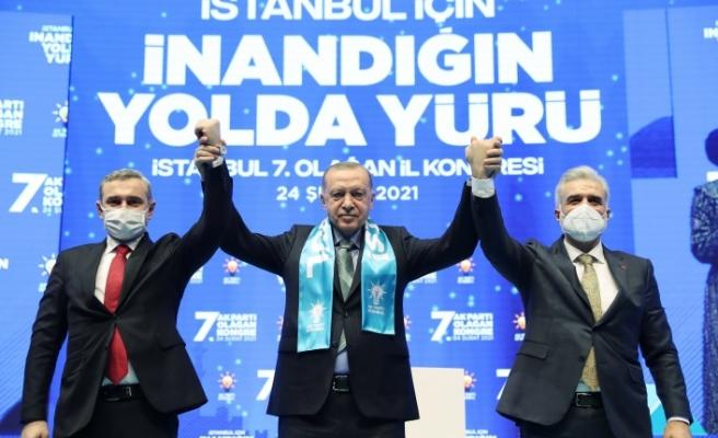 AK İstanbul İl Yönetim Kurulu Belli Oldu