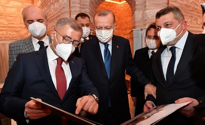 Üsküdar Nevmekân Selimiye'nin Açılışı Cumhurbaşkanı Recep Tayyip Erdoğan'ın Katılımıyla Açılışı Gerçekleşti
