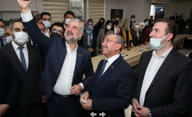 Kabaktepe, Kadıköy ve Ataşehir teşkilatlarında
