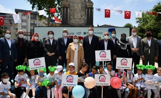 Sancaktepe Belediyesi'nden Dünya Çevre Günü Etkinliği