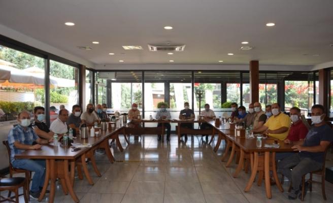 Çekmeköy Kaymakamı Adem Arslan, Yerel Gazetecileri ile Bir Araya Geldi