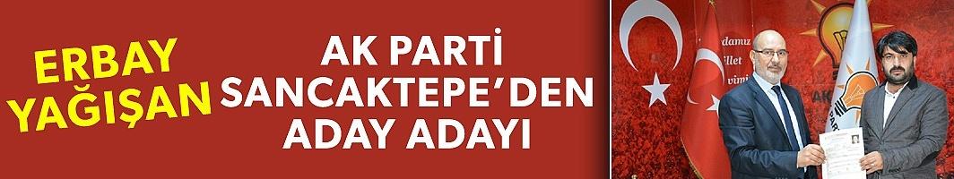 Erbay Yağışan AK Parti Sancaktepe'den Aday Adayı