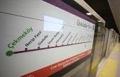 Üsküdar-Ümraniye-Çekmeköy metrosunda beklenen haber! 21 Ekim'de resmen açılıyor