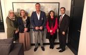 Ahde Vefa Platformu Sedat Peker ve ailesine Ahde Vefa ziyareti gerçekleştirdi