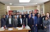 Kızılay Ümraniye Şubesinin yeni başkanı Av. Cemali Ergül oldu