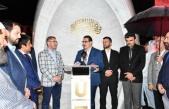 Çengelköy'de 15 Temmuz Şehitler Çeşmesi'nden Şehitlerin Anısına Gül Şerbeti Aktı