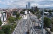 İstanbul'un yeni projesi havadan görüntülendi