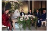 Erdoğan ve Karamollaoğlu nikahta bir araya geldi