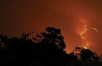 Akdenizin Tatil cenneti Antalya alev alev yanıyor