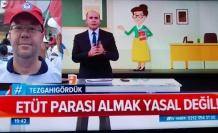 Eğitim-Bir-Sen İstanbul 3 Nolu Şube Başkanı Erol Ermiş'ten etüt haberine tepki