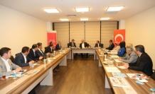 Ümraniye Kent Konseyi Yürütme Kurulu Toplantısı Yapıldı