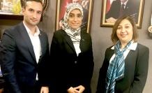 'Milletvekili Taşkesenlioğlu'na Ahde Vefa'