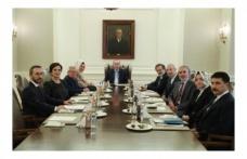 Kültür ve Sanat Politikaları Kurulu toplandı