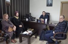 Yenimetropol'den Çekmeköy Emniyet Şube Müdürü Mustafa Demir'e Ziyaret