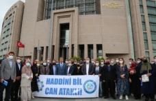 Gazeteci Can Ataklı'ya 58 Dernek ve Federasyon Adına Suç Duyurusunda Bulunuldu
