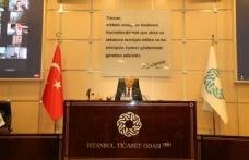 İstanbul Ticaret Odası Yoğun Gündemle Toplandı