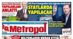 Metropol Gazetesi / Mayıs 2020