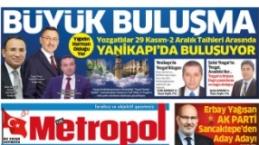 Metropol Gazetesi / Kasım