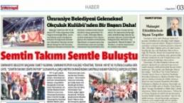 Metropol Gazetesi / Ağustos