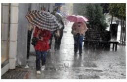 Kuvvetli yağış, rüzgar ve don uyarısı!