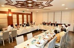 Başkan Hasan Can Çad İslam Konseyi Üyeleriyle Bir Araya Geldi