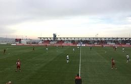Ümraniyespor Ziraat Türkiye Kupası'nda Yoluna Devam Ediyor
