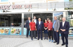 Başkan Hasan Can Ümraniye Esnafını Ziyaret Etmeye Devam Ediyor
