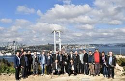 Başkan Hilmi Türkmen Üsküdar'ın Kalıcı Yatırımlarını Yerel Basına Yerinde Tanıttı