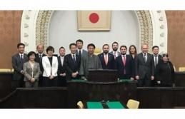 İBB Meclis Üyeleri, Japonya'da İstanbul'u Anlattı