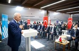 Ümraniye Belediyesi'nden Emektar Esnafa Hizmet Berat'ı Takdimi