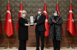 """Üsküdar Belediyesi """"Engelsiz Yaşam Merkezi'ne"""" Türkiye Erişilebilirlik Ödülü"""