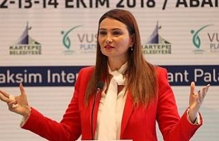 """Azerbaycan Milletvekili Ganire Paşayeva """"Türk-Müslüman..."""