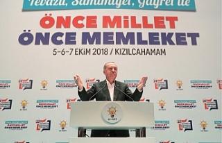 Cumhurbaşkanı Erdoğan 27. İstişare ve Değerlendirme...